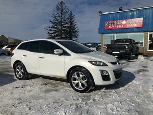 2011 Mazda CX-7 GT|AWD|LEATHER|MOONROOF