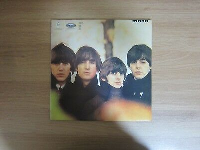 The Beatles Beatles For Sale RARE 1990 Korea Orig LP 3 STRIPED EMI LP COLLECTIBL