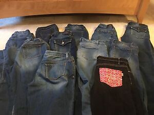 Girls and woman jeans