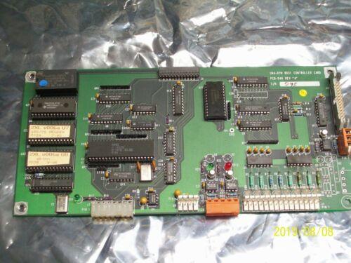 UNA-DYN 8031 PCB-048 CONTROLLER CARD BOARD