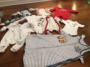 Clothes for baby boy 3-6 months