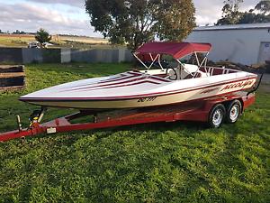 Speed boat for sale Ballarat Central Ballarat City Preview
