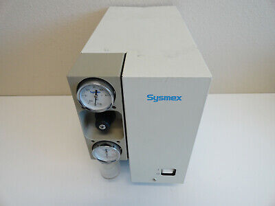 Sysmex | Owner's Guide to Business and Industrial Equipment