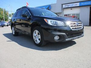 2015 Subaru Outback 2.5i PWR SEAT, HEATED SEATS, BACKUP CAM!!