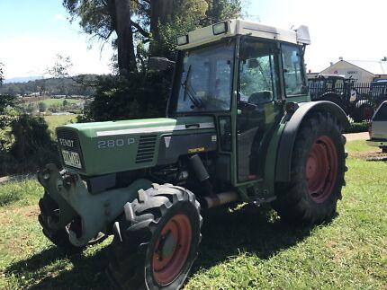 Fendt 280P tractor
