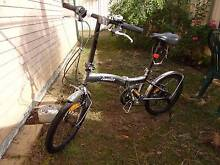 BIKE that can be is folded Woy Woy Gosford Area Preview