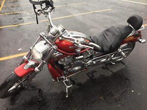Moto Harley V-Rod 2005