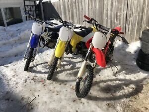 Cr85/yz85/rm85 for sell (no trade)
