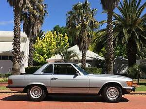 1983 Mercedes-Benz SL 380 Convertible Caroline Springs Melton Area Preview