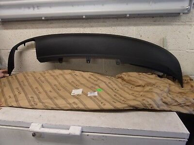 AUDI A5 5 DOOR HATCH BACK REAR BUMPER LOWER SPOILER 8T8807521E