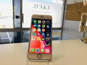 iPhone 8 256gb gold unlocked great condition warranty invoice