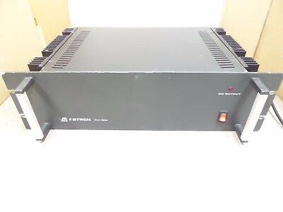 Rm-50a Astron 50 Amp Power Supply