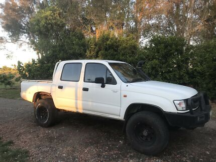 Hilux Mareeba Tablelands Preview