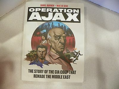 Operation Ajax : The Story of the CIA Coup That Remade the Middle East , used for sale  Mooresville