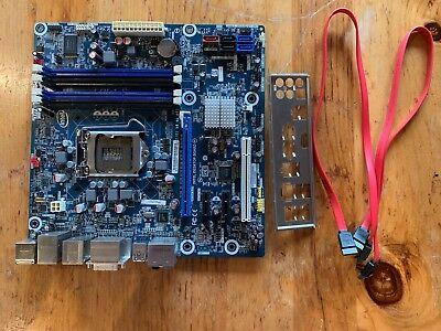 Intel DH67BL LGA 1155 ATX Motherboard HDMI 5.1 Sound, USB 3.0 with -