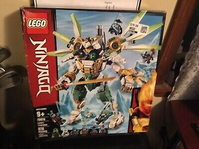 LEGO Ninjago: Lloyd's Titan Mech 70676 MIB