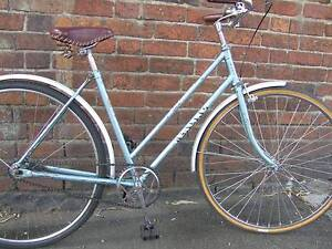 Ladies Vintage Single Speed Healing 'Special' Bicycle North Melbourne Melbourne City Preview