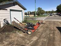 Gas / Electrical Trenching