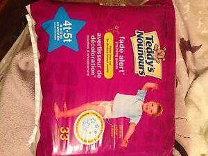 Unopened package of 4t/5t pull-ups  Kitchener / Waterloo Kitchener Area image 1