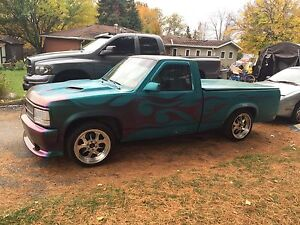 1996 Dodge Dakota project runs and drives