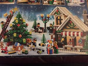 LEGO Creator Winter Toy Shop Expert