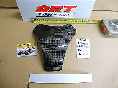 Aprilia RSV Mille 00-01 Carbon Fibre Look Clock Surround Protector Cover Decal