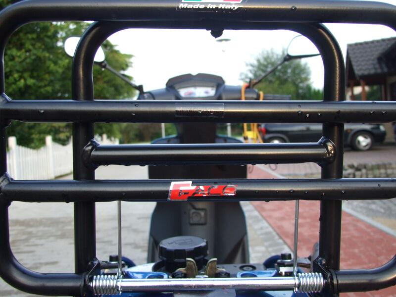 FACO Gepäckträger Motorroller 50ccm bis 250 ccm