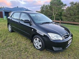 2006 TOYOTA COROLLA HATCHBACK  Upper Coomera Gold Coast North Preview