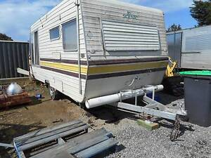 Caravans x 2 damaged Hoppers Crossing Wyndham Area Preview