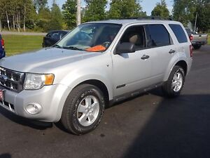 2008 Ford Escape 153k safetied XLT