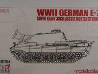 Modelcollect 1:72 UA72144 German E-75 Super Heavy 38cm Sturmpanzer NEU!