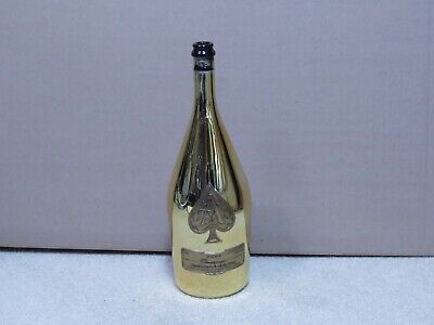 Ace of Spades champagne bottle 1.5L empty