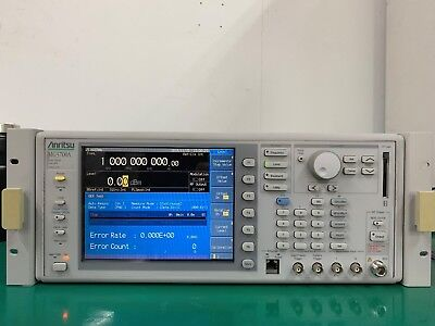 Anritsumg3700avector Signal Generator