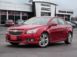2012 Chevrolet Cruze LTZ ** ONE OWNER!! **