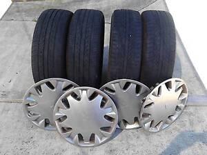 Mitsubishi  Tyres & Rims NEG 205/65R/15 Orelia Kwinana Area Preview