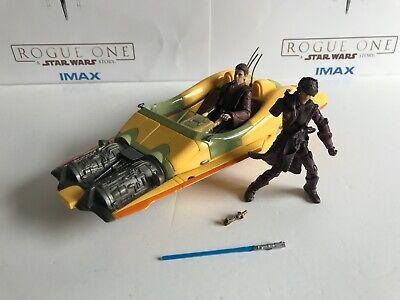 Star Wars Figures Bundle Job Lot Anakin Speeder Zam Wesell And Accessories