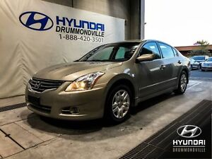 NISSAN ALTIMA S + CRUISE + WOW !