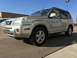2006 NISSAN X TRAIL ONE OWNER LIKE NEW