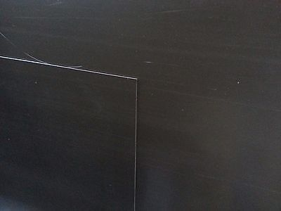 .040 Aluminum Sheet Painted Dark Bronze 24 X 48
