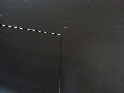 .040 Aluminum Sheet Painted Dark Bronze 12 X 48