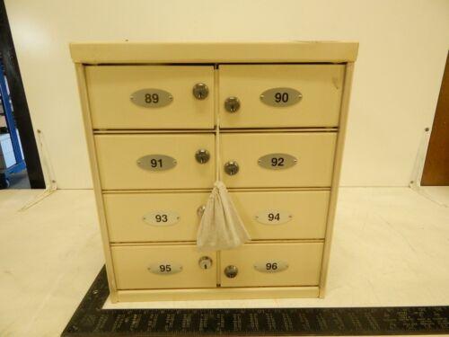 Medeco Locker Postal Box 14x14x16 T97354