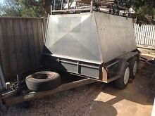8 x 5 Tandem Tradie Trailer PLUS Tools Romsey Macedon Ranges Preview