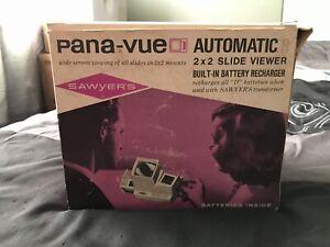 Sawyers Pana-Vue Automatic 2x2 Slide Viewer