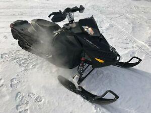 2011 Ski-Doo Renegade 800 back country