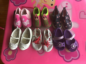Size 5 girl's shoes