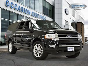 2017 Ford Expedition Max Limited *2.9% INTÉRÊT DISPO*