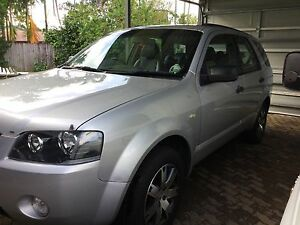 7 seater Ford Territory SR Mooroobool Cairns City Preview