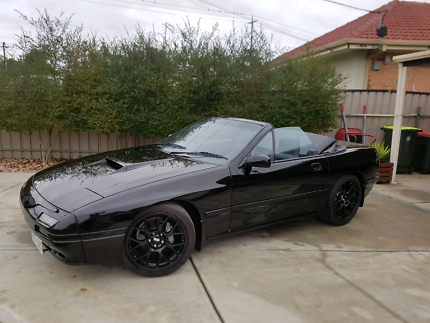 Mazda rx7, series 4