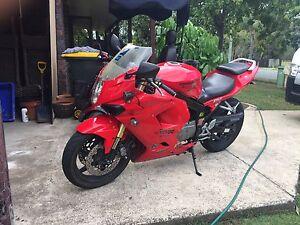 Hyosung gt250 Brisbane City Brisbane North West Preview