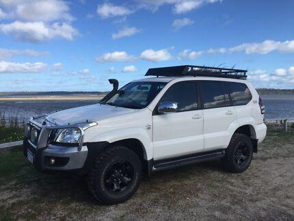 Toyota Landcruiser Prado  Pinjarra Murray Area Preview